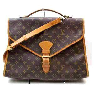 Auth Louis Vuitton Beverly Laptop Bag #N4505V87